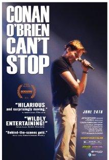 Conan O'Brien Can't Stop kapak