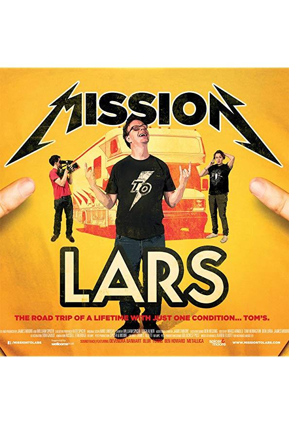 Mission to Lars kapak