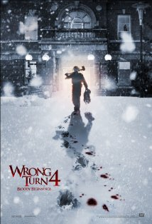 Wrong Turn 4: Bloody Beginnings kapak