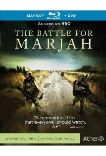 The Battle for Marjah kapak