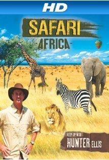 3D Safari: Africa kapak