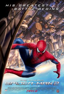 The Amazing Spider-Man 2 kapak