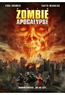 Zombie Apocalypse kapak