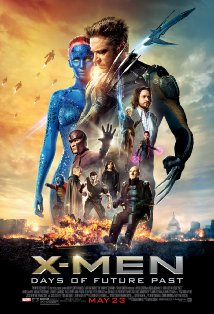 X-Men: Days of Future Past kapak