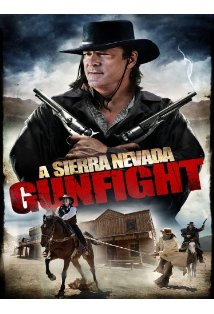 A Sierra Nevada Gunfight kapak