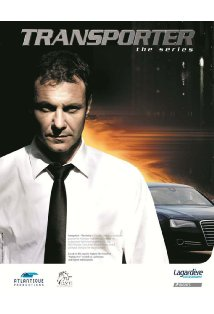 Transporter: The Series kapak