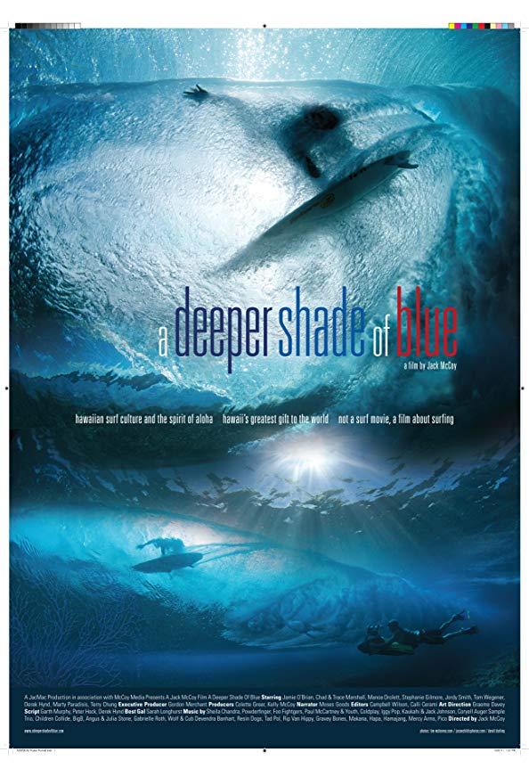 A Deeper Shade of Blue kapak