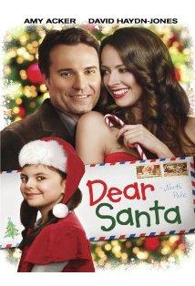Dear Santa kapak