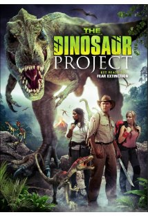 The Dinosaur Project kapak