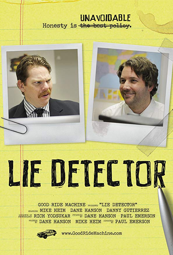 Lie Detector kapak