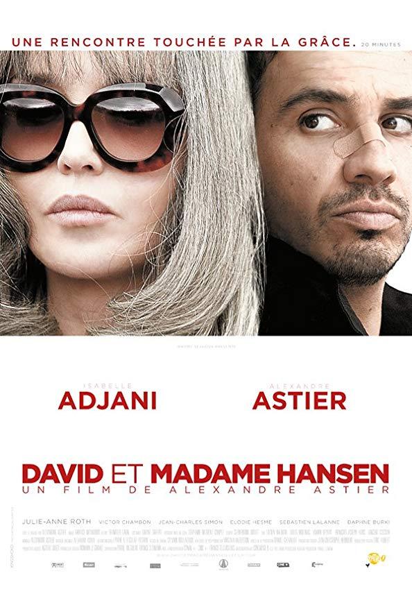 David et Madame Hansen kapak