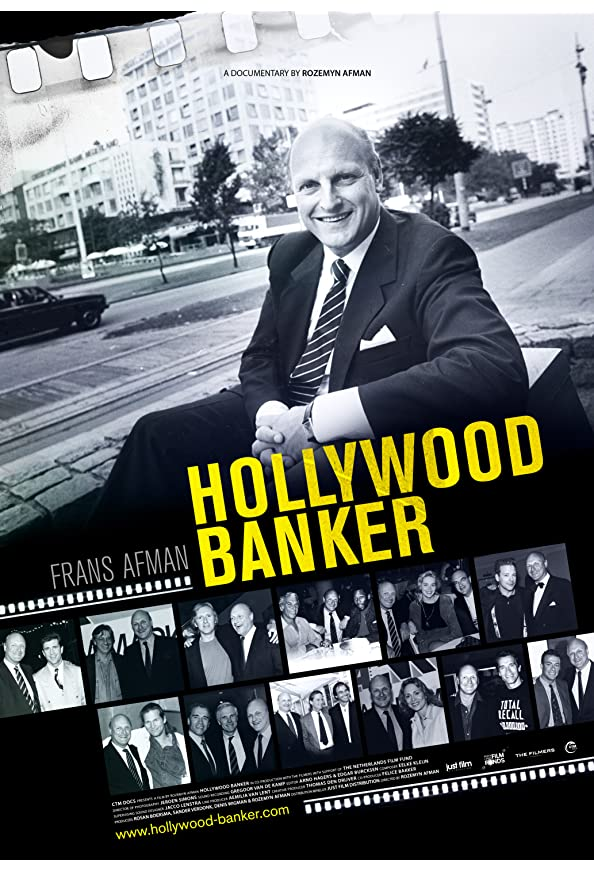 Hollywood Banker kapak