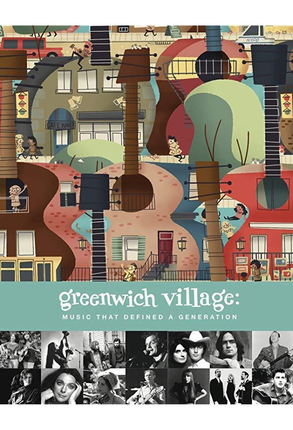 Greenwich Village: Music That Defined a Generation kapak