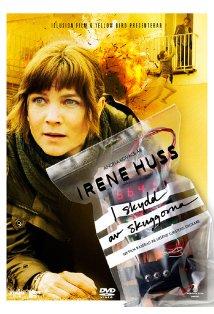 """Irene Huss """"I skydd av skuggorna"""" kapak"""