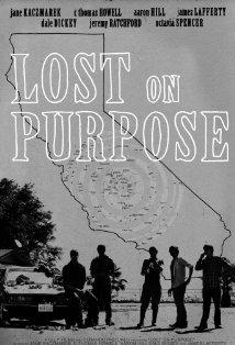 Lost on Purpose kapak