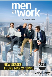 Men at Work kapak