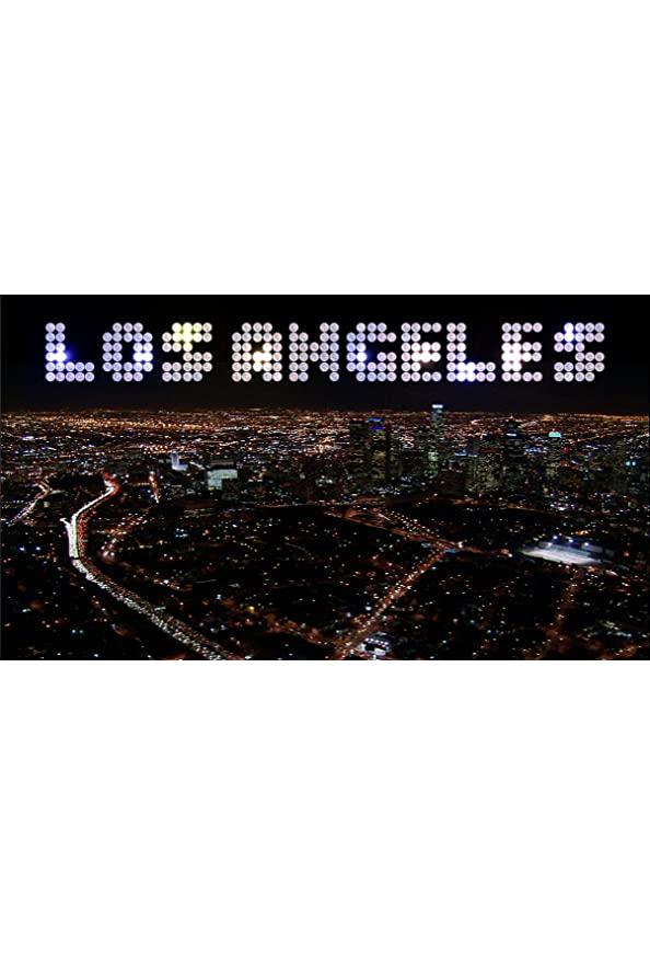 Ode to Los Angeles kapak