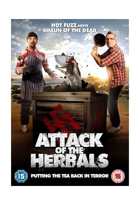 Attack of the Herbals kapak
