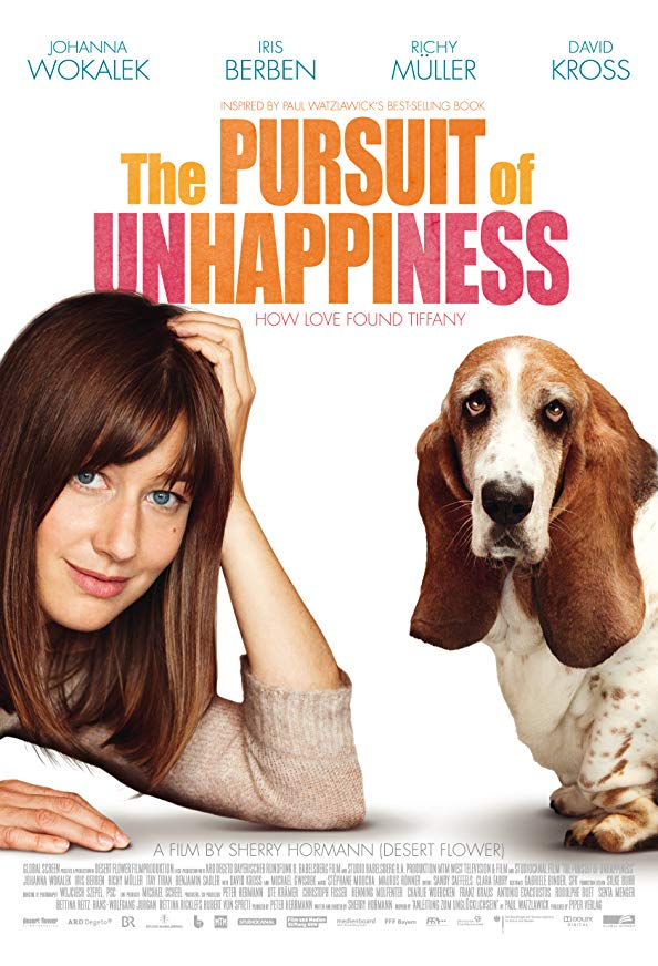 The Pursuit of Unhappiness kapak