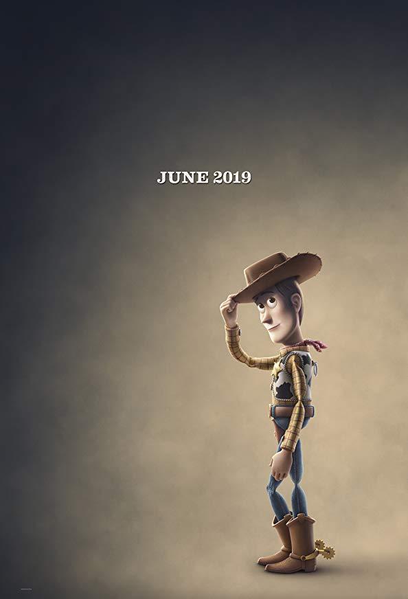 Toy Story 4 kapak