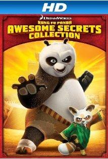 Kung Fu Panda: Secrets of the Masters kapak