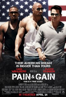 Pain & Gain kapak