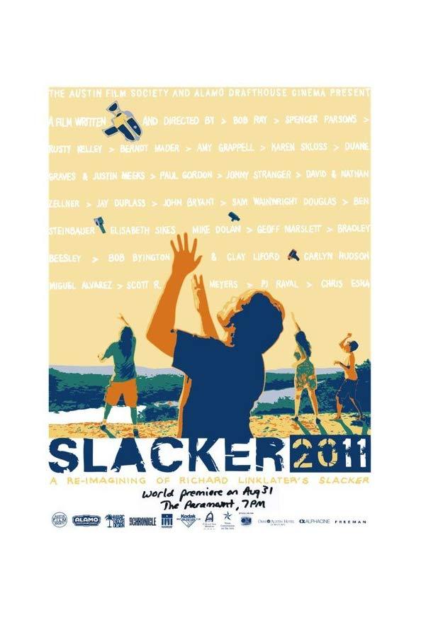 Slacker 2011 kapak