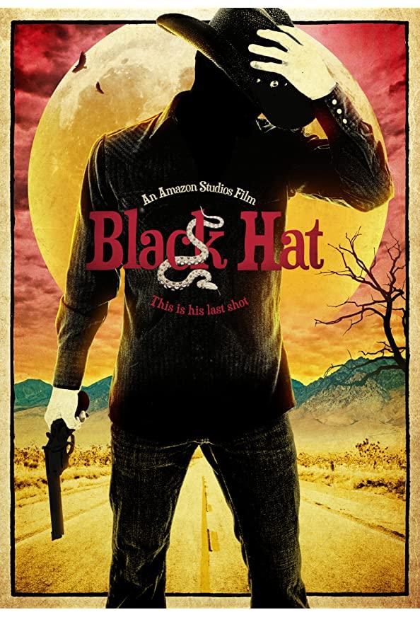 Black Hat kapak