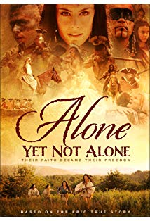 Alone Yet Not Alone kapak