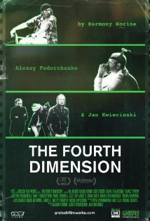 The Fourth Dimension kapak