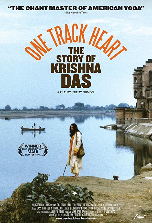 One Track Heart: The Story of Krishna Das kapak