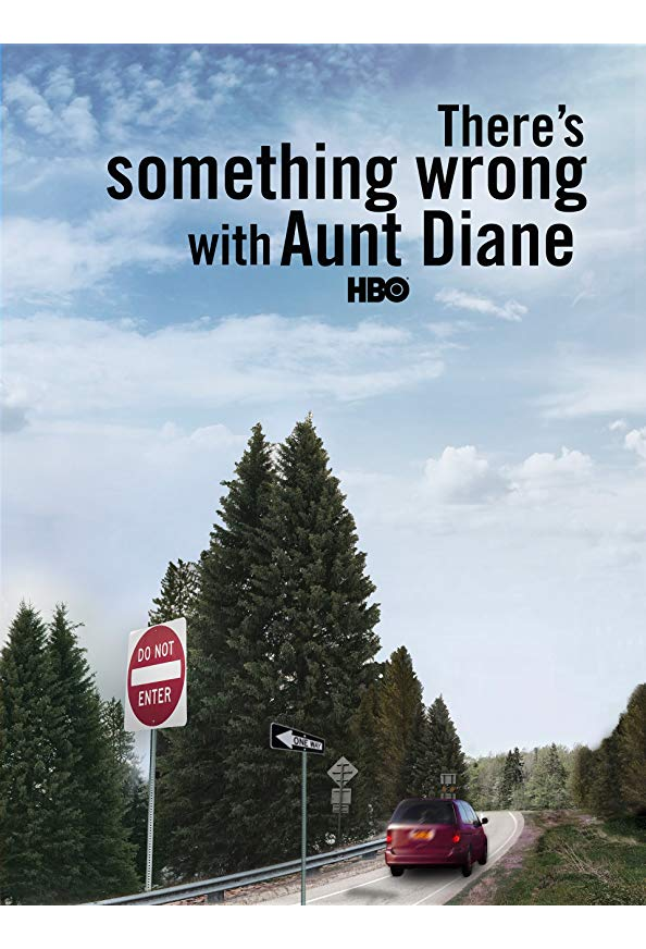 There's Something Wrong with Aunt Diane kapak