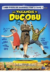 Les vacances de Ducobu kapak