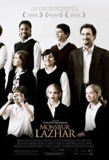 Monsieur Lazhar kapak