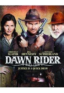 Dawn Rider kapak