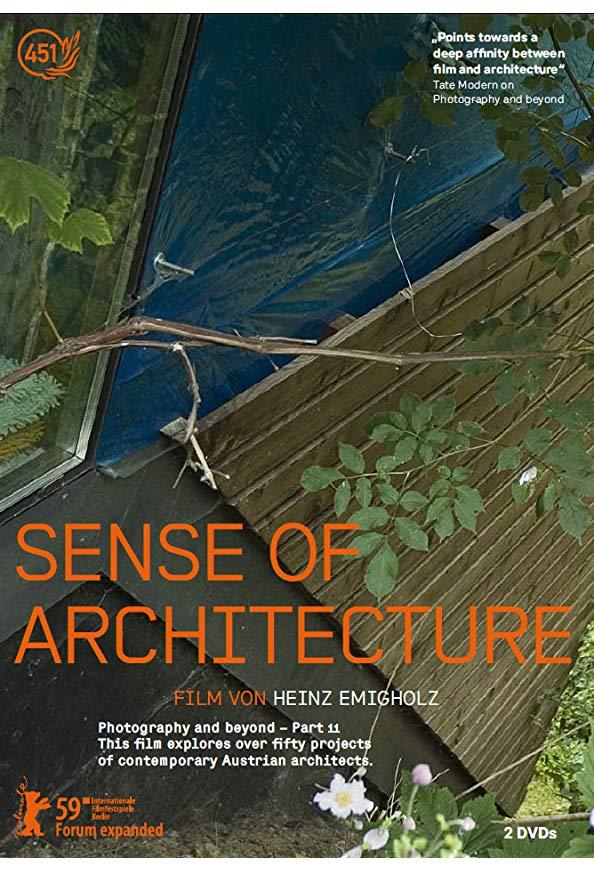 Sense of Architecture kapak
