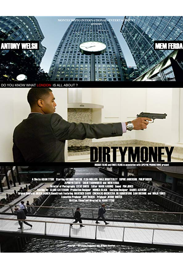 Dirtymoney kapak