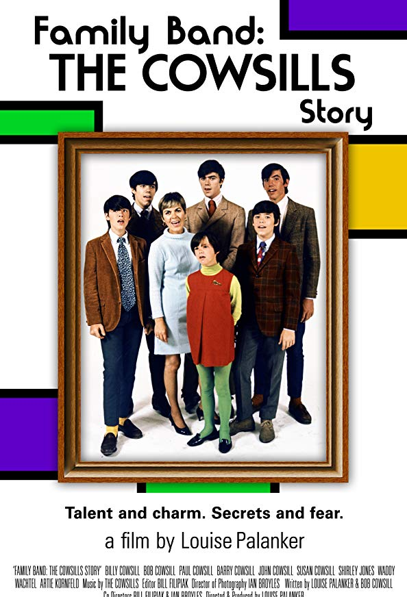 Family Band: The Cowsills Story kapak