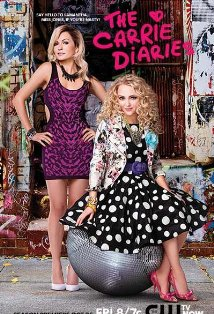 The Carrie Diaries kapak