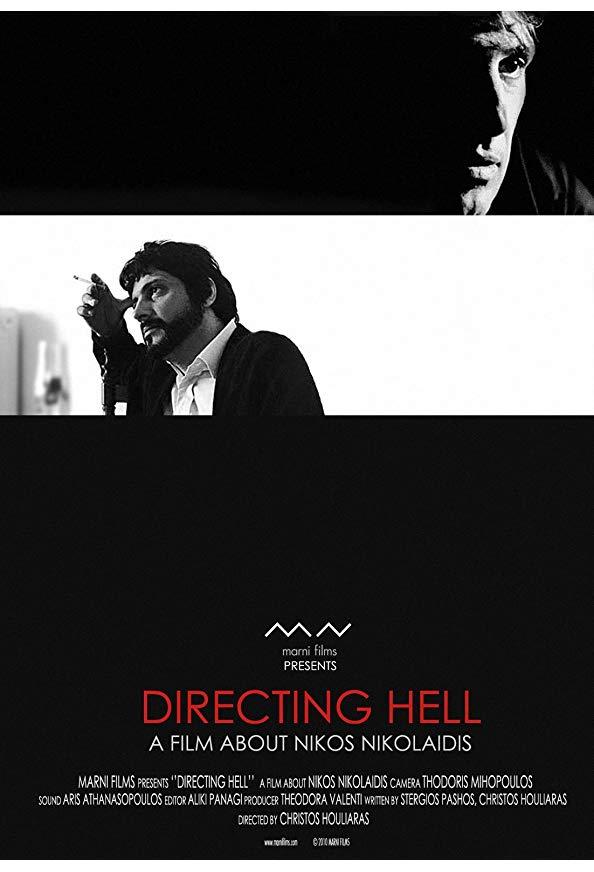 Directing Hell kapak