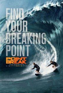 Point Break kapak