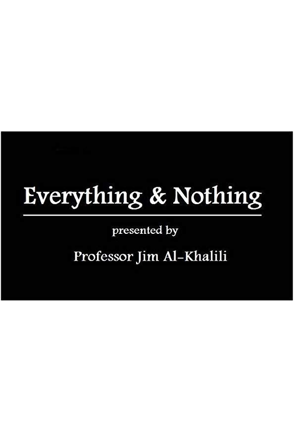 Everything and Nothing kapak