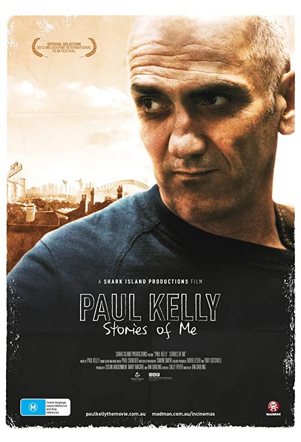Paul Kelly - Stories of Me kapak