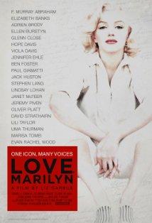 Love, Marilyn kapak