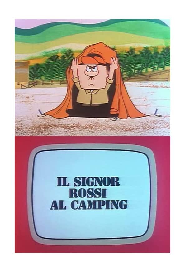 Il signor Rossi al Camping kapak