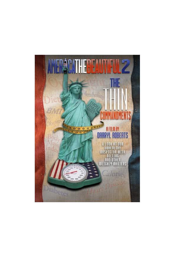America the Beautiful 2: The Thin Commandments kapak