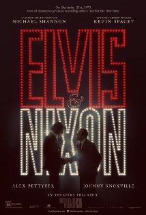 Elvis & Nixon kapak