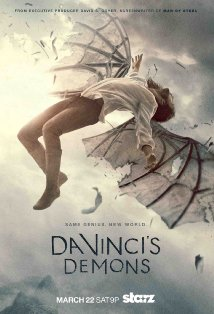 Da Vinci's Demons kapak