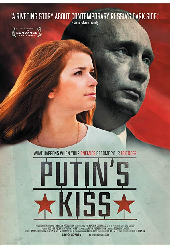 Putin's Kiss kapak