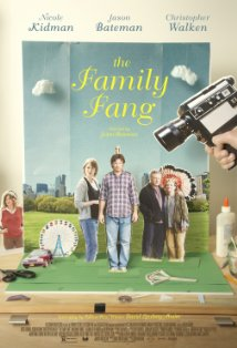 The Family Fang kapak